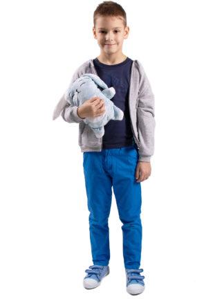 Обликулс 2 в 1 - Худи детский с капюшоном и игрушечный Заяц Ро Миро